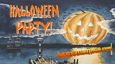 Halloween Cruise on the Hudson River
