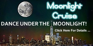 Moonlight Cruise on the Hudson