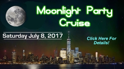 Party Cruises on the Hudson River