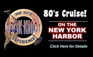 Rock Kandy Cruises on the Hudson River