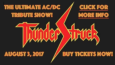 Thunderstruck - The Ultimate AC/DC Tribute Show!