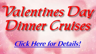 Valentines Day Dinner Cruises