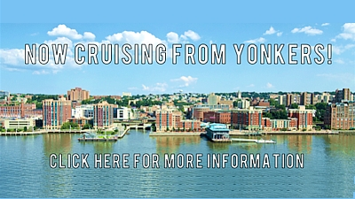 Public Cruises on the Hudson River from Yonkers NY